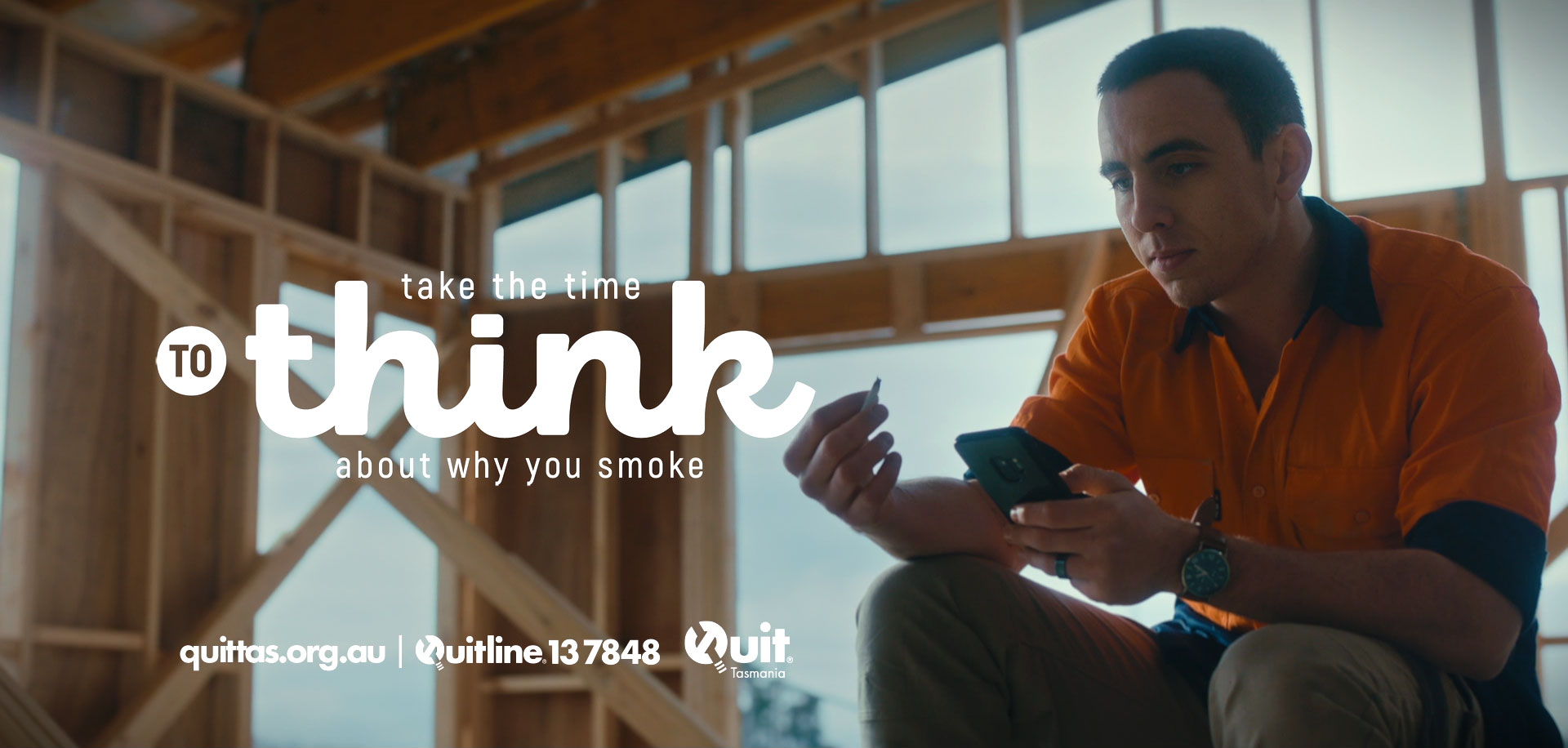 Take the time to think about why you smoke